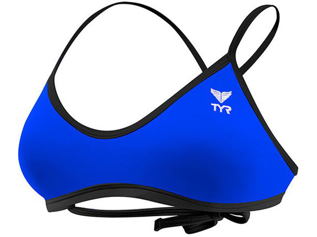 TYR Solid Crosscut - Bañadores Mujer - azul